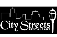 City Streets Restaurant logo